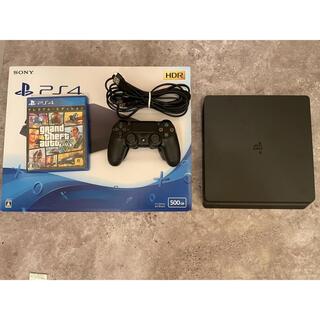 プレイステーション4(PlayStation4)のほぼ未使用‼️ PlayStation 4‼️プレステーション4 本体(家庭用ゲーム機本体)