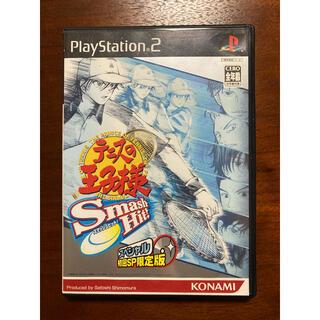 プレイステーション2(PlayStation2)のテニスの王子様 プレステ2(家庭用ゲームソフト)