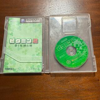 ニンテンドーゲームキューブ(ニンテンドーゲームキューブ)のピクミン2 ゲームキューブ(家庭用ゲームソフト)
