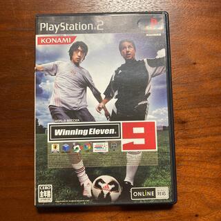 プレイステーション2(PlayStation2)のワールドサッカーウイニングイレブン9 PS2(その他)