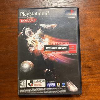 プレイステーション2(PlayStation2)のJリーグ ウイニングイレブン9 アジアチャンピオンシップ PS2(家庭用ゲームソフト)