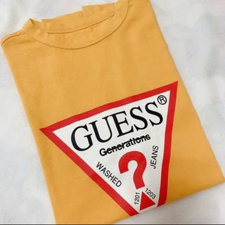ジェネレーションズ(GENERATIONS)のGENERATIONS×GUESS(Tシャツ/カットソー(半袖/袖なし))