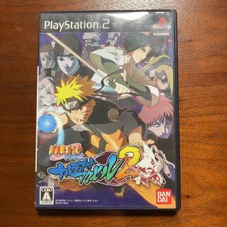 プレイステーション2(PlayStation2)のNARUTO-ナルト- 疾風伝 ナルティメットアクセル2 PS2(家庭用ゲームソフト)