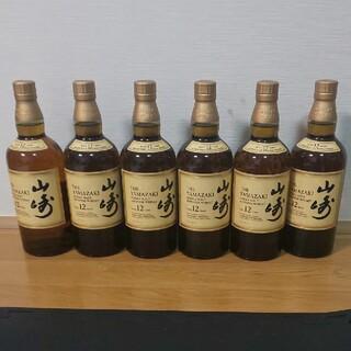 サントリー(サントリー)のサントリー山崎12年 6本セット(ウイスキー)