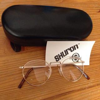 ビームスボーイ(BEAMS BOY)のSHURON 眼鏡 RONSTRONG(サングラス/メガネ)