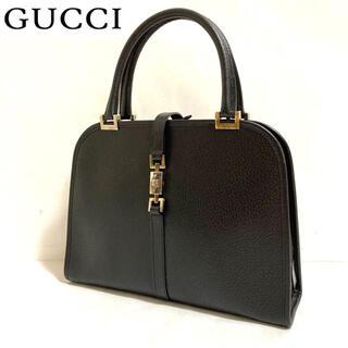 グッチ(Gucci)の【正規品】美品✨GUCCI/ハンドバッグ/グッチ(ハンドバッグ)