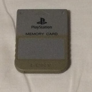 PlayStation - PSメモリーカード