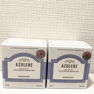 AMOREPACIFIC - ダーマトリー ハイポアレルギージェニック シカ レスキュー ガーゼパッド