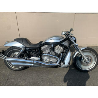 Harley Davidson - ハーレーダビッドソン VRSCB v-rod  バイク
