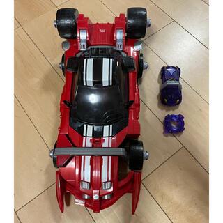 仮面ライダードライブ 三段変形DXトライドロン