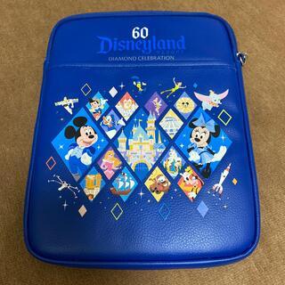 ディズニー(Disney)のDisneylandRESORT ディズニーランドリゾート 60th 60周年(タブレット)