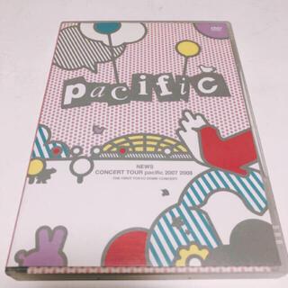 ニュース(NEWS)のNEWS CONCERT TOUR pacific 2007 ニュース DVD(アイドル)