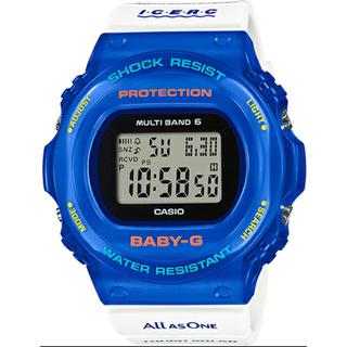 ベビージー(Baby-G)のBABY-G ベビーG イルクジ 2021 BGD-5700UK-2JR カシオ(腕時計)