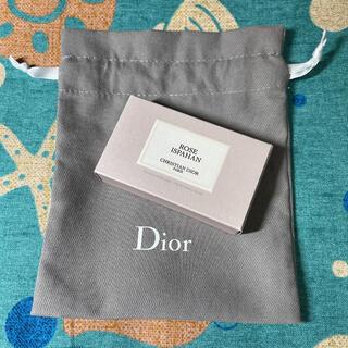ディオール(Dior)のメゾン クリスチャンディオール ROSE ISPAHAN 石鹸 50g(ボディソープ/石鹸)