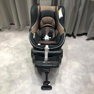 コンビ(combi)のCombi 360度回転ゼウスターン ユーロ EG  ユーロブラック 新生児(自動車用チャイルドシート本体)