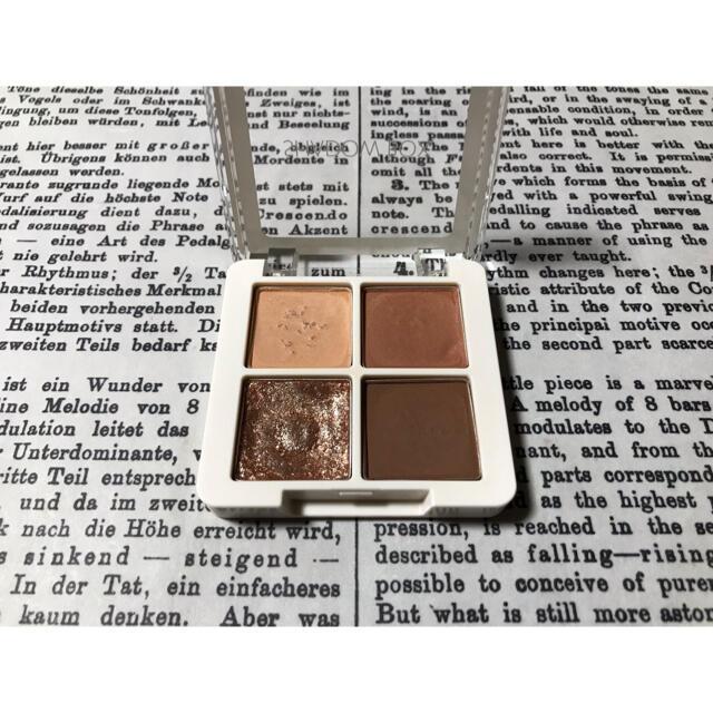 the saem(ザセム)のザセム センムルシャドウボックス 02 カフェロード コスメ/美容のベースメイク/化粧品(アイシャドウ)の商品写真