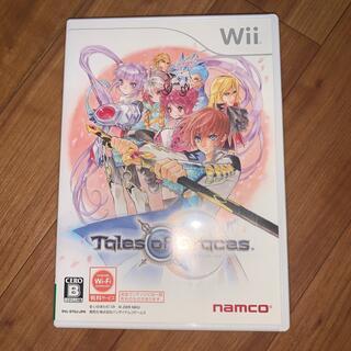 バンダイナムコエンターテインメント(BANDAI NAMCO Entertainment)のテイルズ オブ グレイセス Wii(その他)