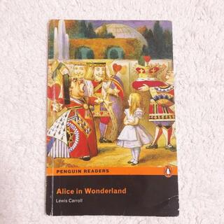 不思議の国のアリス 洋書 英語 本 Alice in Wonderland(絵本/児童書)