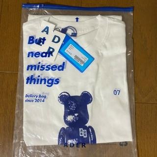 シュプリーム(Supreme)の新品 ADER ベアブリック コラボTシャツ(Tシャツ/カットソー(半袖/袖なし))
