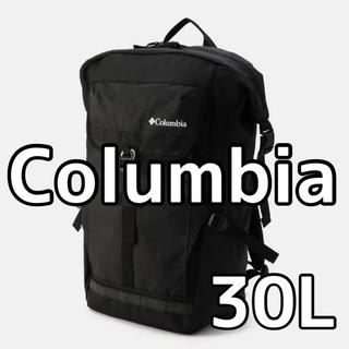Columbia - Columbia コロンビア リュック バックパック 30L ブラック 防水
