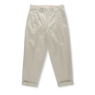 サイ(Scye)のSan JoaquinCotton Chino Pleated Trousers(スラックス)