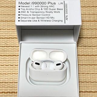 アイ(i)のi990000 PLUS 新品ノイズキャンセリング付き最上位モデル(ヘッドフォン/イヤフォン)