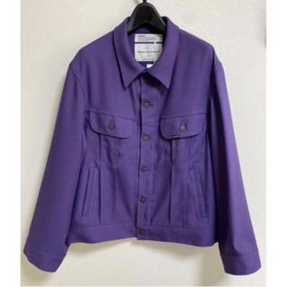 Jieda - DAIRIKU 19a/w Regular Polyester Jacket