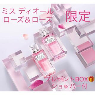 Dior - ディオール ミス ディオール ローズ&ローズ ヘアミスト (数量限定品)
