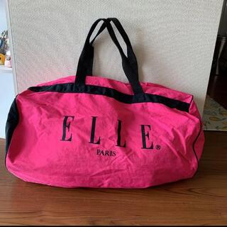 ELLE - ELLE ボストンバッグ