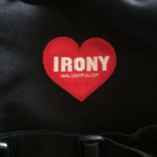 アイロニー(IRONY)のアイロニー ⭐︎リュック(リュック/バックパック)