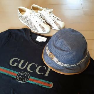 Gucci - GUCCIハットGGマークユニセックス