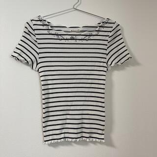 アクシーズファム(axes femme)のaxes femme Tシャツ 2点セット(Tシャツ(半袖/袖なし))