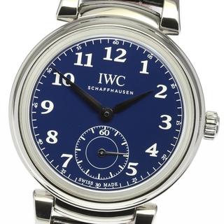 インターナショナルウォッチカンパニー(IWC)の☆美品 IWC ダヴィンチ IW358102 メンズ 【中古】(腕時計(アナログ))