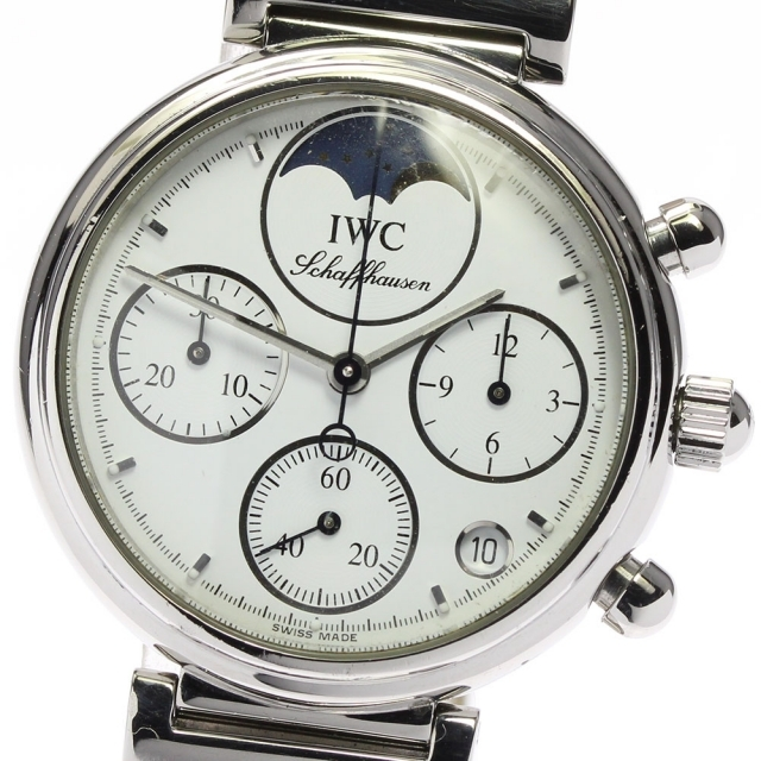 IWC(インターナショナルウォッチカンパニー)のIWC リトル ダヴィンチ IW373606 レディース 【中古】 レディースのファッション小物(腕時計)の商品写真