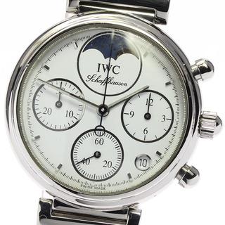インターナショナルウォッチカンパニー(IWC)のIWC リトル ダヴィンチ IW373606 レディース 【中古】(腕時計)