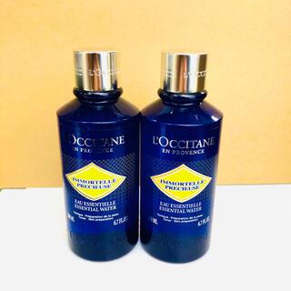 ロクシタン(L'OCCITANE)の2本 ロクシタン イモーテル プレシューズ エッセンシャル フェースウォーター (化粧水/ローション)