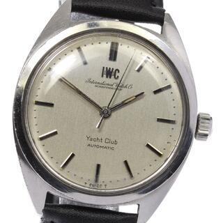 インターナショナルウォッチカンパニー(IWC)のIWC ヨットクラブ R811AD メンズ 【中古】(腕時計(アナログ))