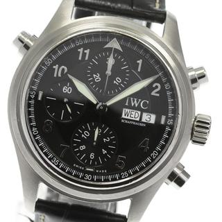 インターナショナルウォッチカンパニー(IWC)のIWC パイロットウォッチ スピットファイア メンズ 【中古】(腕時計(アナログ))