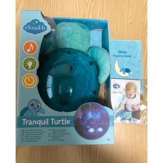 クラウドビー アクアタートル cloud-b Tranquil Turtle(オルゴールメリー/モービル)