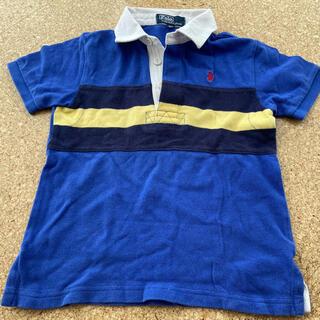 ラルフローレン(Ralph Lauren)のラルフローレン男の子用ポロシャツ  サイズ110(Tシャツ/カットソー)