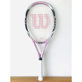 ウィルソン(wilson)のウィルソン『ケーファクター Kfactor ZENTEAM FX』テニスラケット(ラケット)