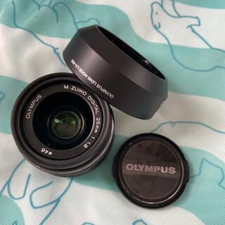 OLYMPUS - OLYMPUS M.ZUIKO DIGITAL 25mm 1:1.8