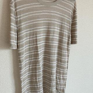 アレキサンダーワン(Alexander Wang)の美品 アレキサンダーワン 麻混Tシャツ サイズXS(Tシャツ(半袖/袖なし))