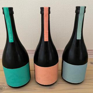新政 やまユ 3本セット(日本酒)