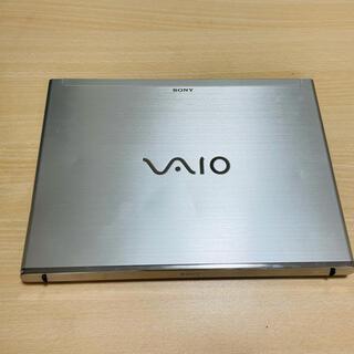 バイオ(VAIO)の【ジャンク品?】SONY VAIO SVT1112AJ(ノートPC)