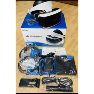 PlayStation VR - PlayStation VR カセット2本とカメラセット