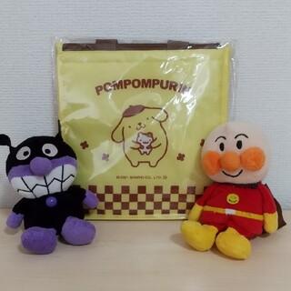 ポムポムプリン(ポムポムプリン)のポムポムプリンxYAMADA電機 保冷バッグ(弁当用品)