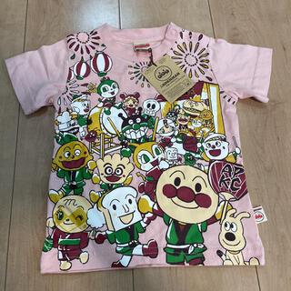 アンパンマン(アンパンマン)の80cm アンパンマンキッズコレクション お祭り 半袖Tシャツ 新品未使用☆(Tシャツ)