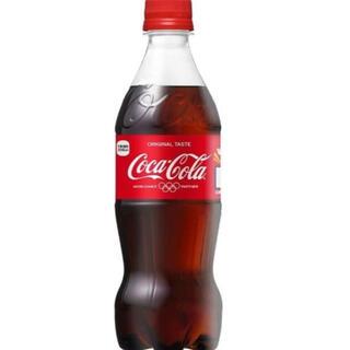 コカ・コーラ - コカコーラ500m ペットボトル 24本x2ケース48本