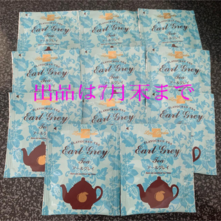 DOUTOR 紅茶アールグレイ ティーバッグ11袋(茶)
